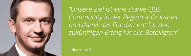 Eduard Dell Qbsgroup