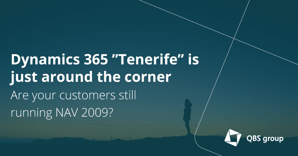 Dynamics 365 Tenerife Is Just Around