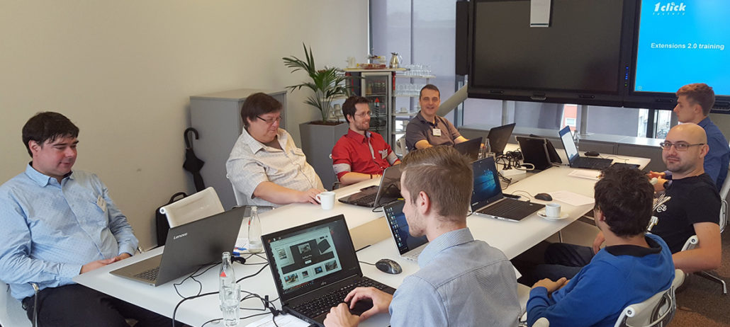 NAV Extensions 2.0 Workshop w/ 1ClickFactory