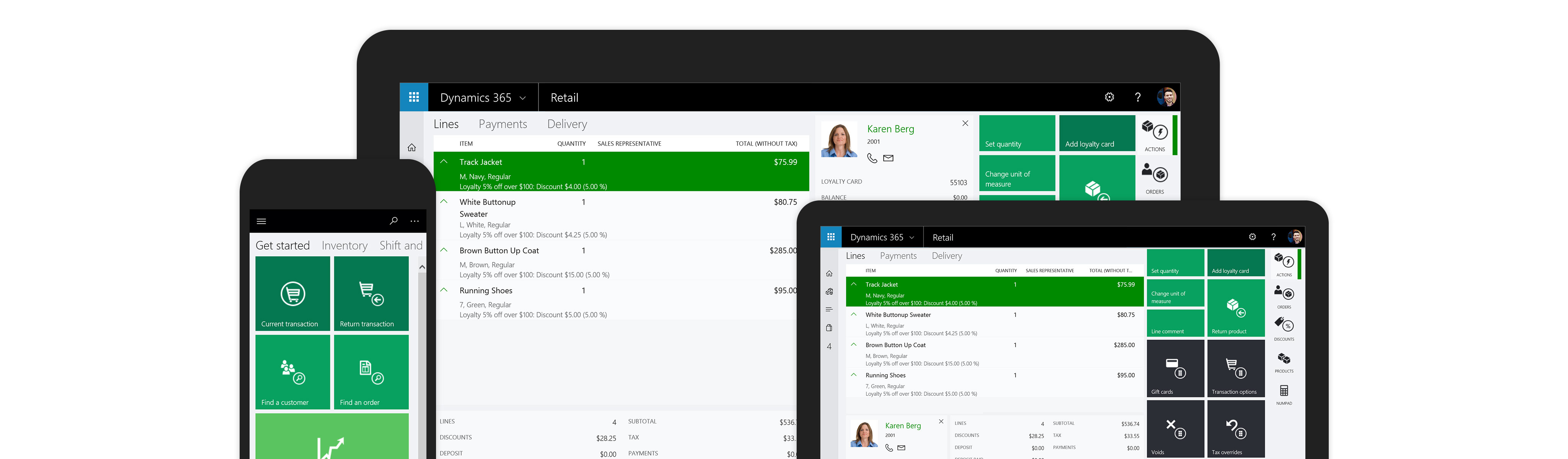 Dynamics 365 For Retail Qbs Group