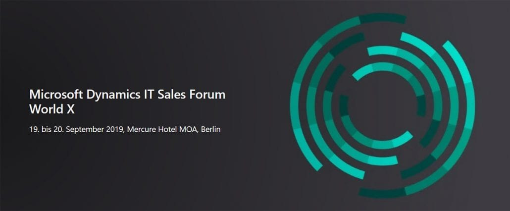 IT Sales Forum World X