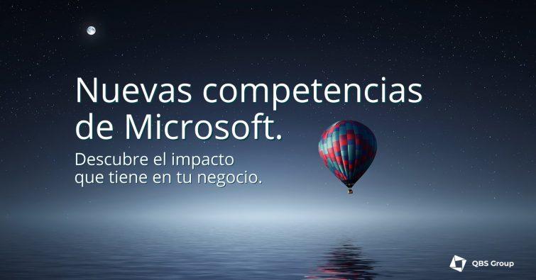 Nuevas Competencias SMB Cloud Business Applications Antigua ERP