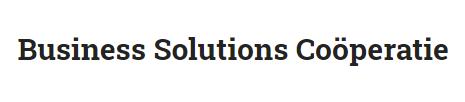 Business Solutions Cooperatie